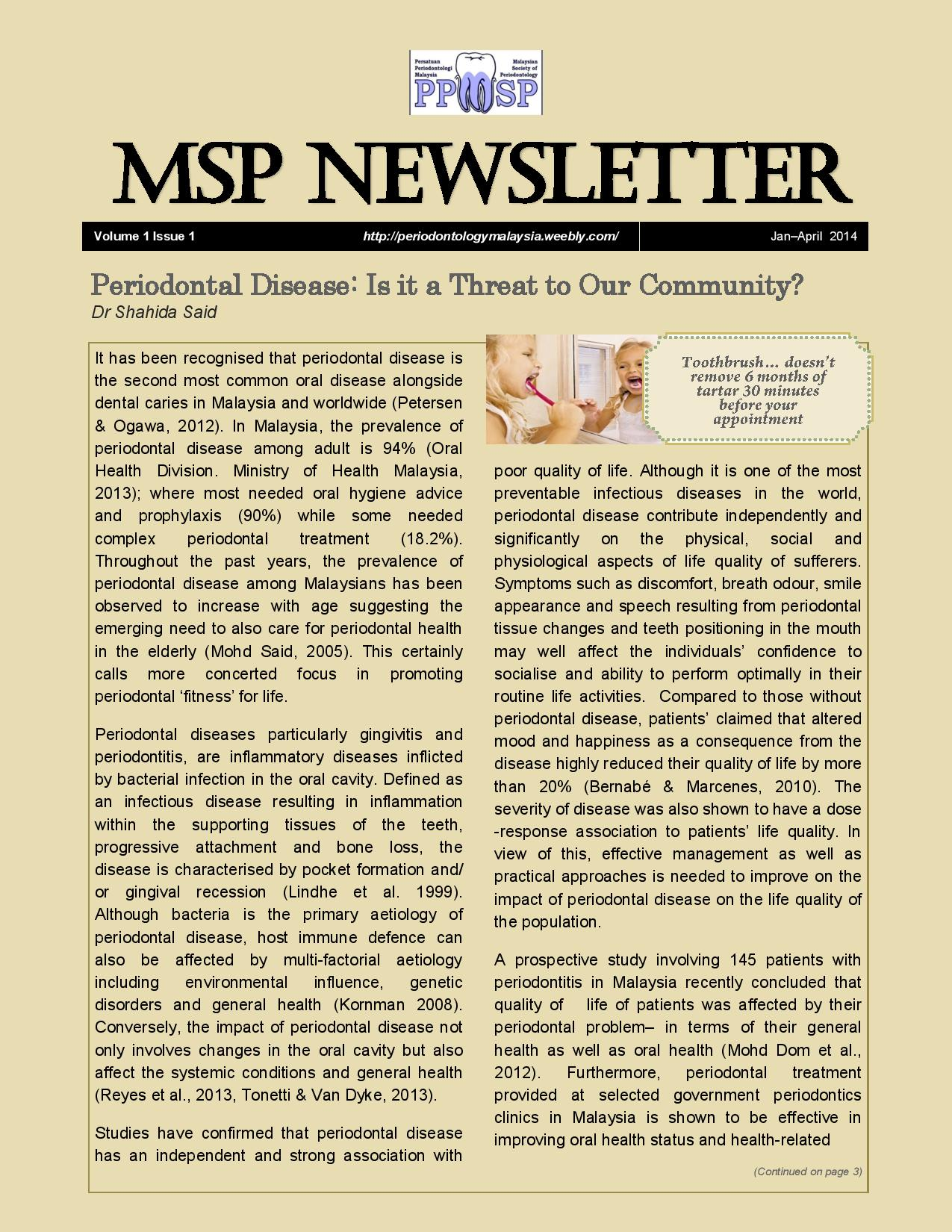 MSP Newsletter JanApril 2014-page-001